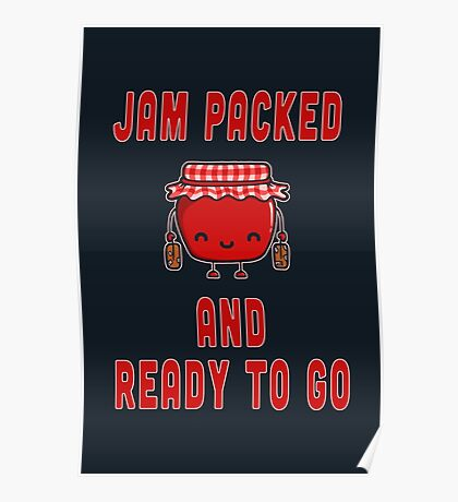 Jam Packed Poster