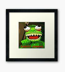 I Am a Party Animal Framed Print
