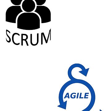 Scrum Agile set by yourgeekside