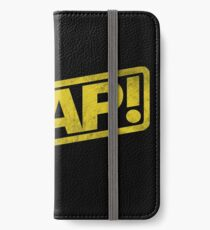 It's a Trap - Movie Quote Science Fiction iPhone Wallet/Case/Skin