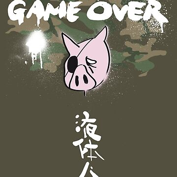 Never Be Game Over by JalbertAMV