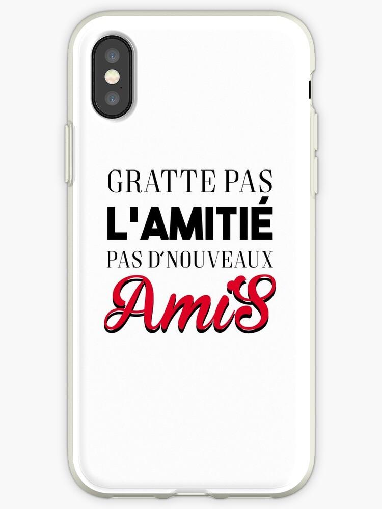coque amitie iphone 6