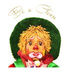 Be a Clown by Catherine Veal  ©