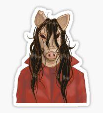 The Pig Sticker