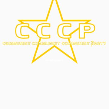 CCCP by mosesdesigns