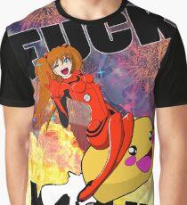 Asuka : F* YEAH! Graphic T-Shirt