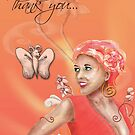 Thank you by Shannon Kennedy
