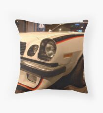 Cannonball - 1976  Throw Pillow