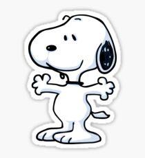 Snoopy (Peanuts) #10 Sticker