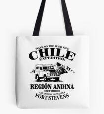 Chile  Tote Bag