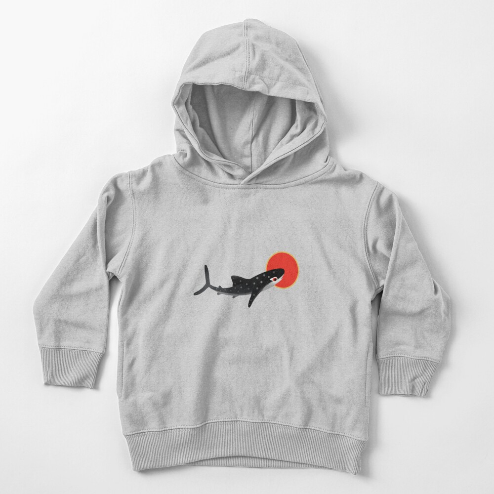 Whale shark Toddler Pullover Hoodie