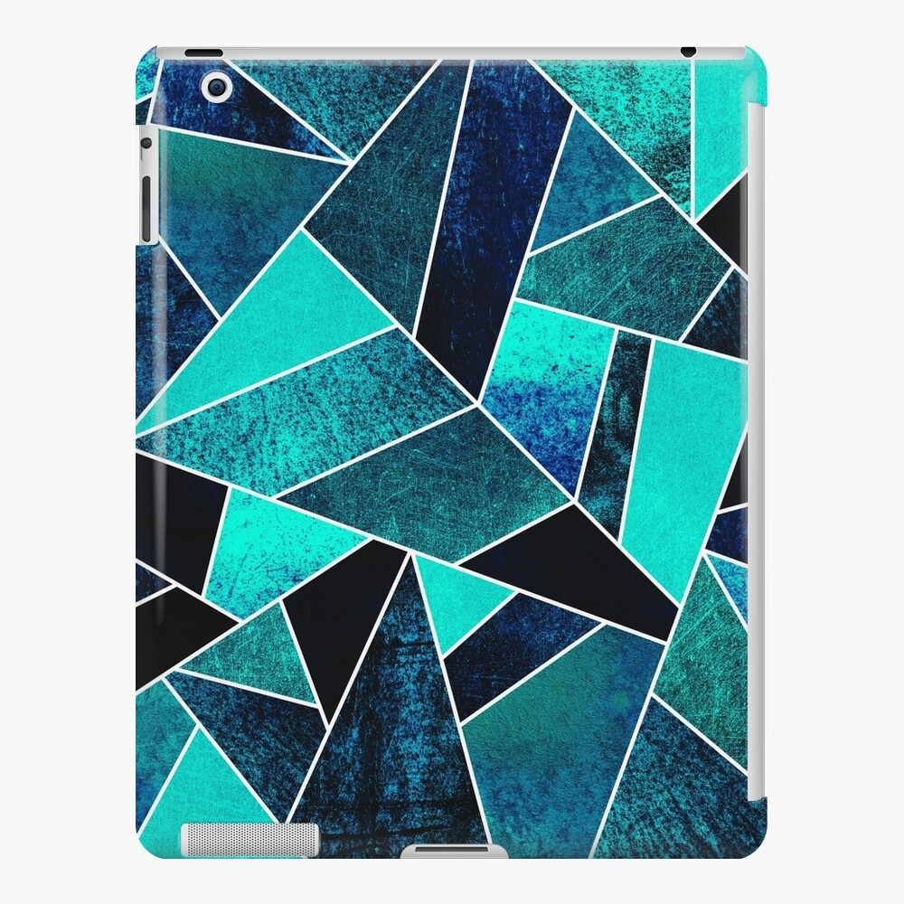 Wilder Ozean iPad-Hülle & Skin