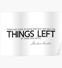 Abraham Lincoln Quotes Posters Redbubble