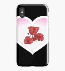 Roses in love iPhone Case/Skin