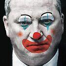 Bye, bye Barnaby by artbygeorge
