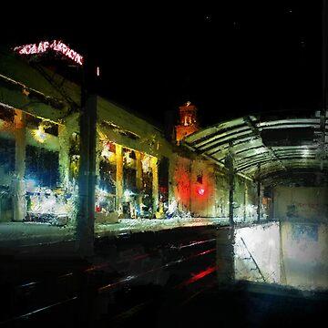 night stop by SNik