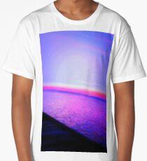 Shades of Purple  Long T-Shirt