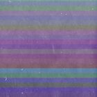Bold Stripes Paper Texture - Purple and Green Hues by WesternExposure