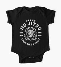 JIU JITSU - TRAIN LIKE A BEAST One Piece - Short Sleeve