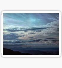 Country Skies - Virginia Sticker