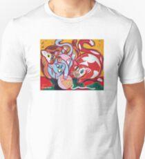 'Kitties at Play' Unisex T-Shirt