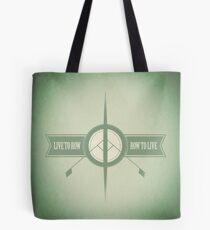 Live to Row - Row to Live Tote Bag