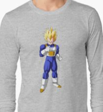 Dragon Ball Super - Vegeta SSJ Long Sleeve T-Shirt
