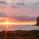 Quileute Sunset by Jim Stiles