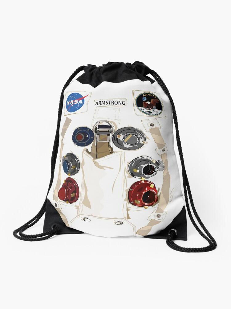 Boutique en ligne 7daca 4e302 Traje espacial astronauta de la NASA Neil Armstrong | Mochila saco