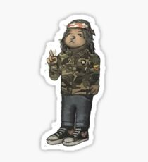 Official Flatbush Zombies - Eric Sticker