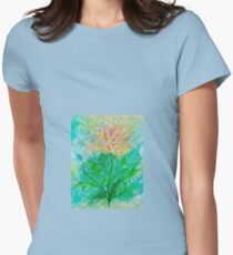 Fleur Women's Fitted T-Shirt