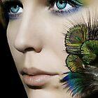 peacock by artGIA