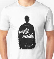 empty inside  Unisex T-Shirt