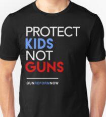 Protect Kids Not Guns Unisex T-Shirt