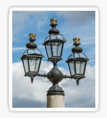 Light Detail from Greenwich Naval College Sticker