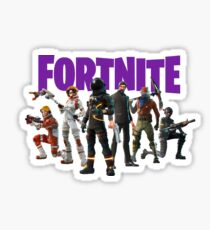 Fortnite Season 3 Sticker