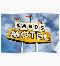 Sands Motel Poster