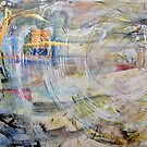 Golden Age, Original abstract painting  by Dmitri Matkovsky