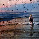 Never Mind The Rain by Johanne Brunet