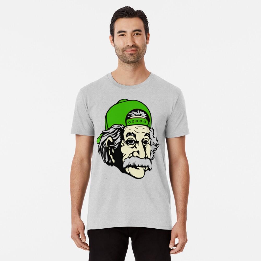 1c2c240c0 Camiseta premium para hombre «Albert Einstein Swag» de KevinGC ...