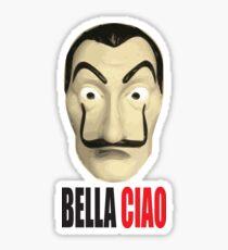 Money Heist La Casa De Papel Bella Ciao Sticker