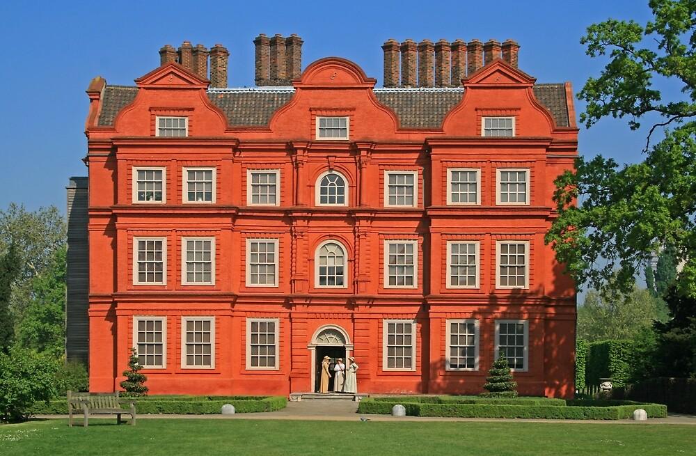 Kew Palace by RedHillDigital
