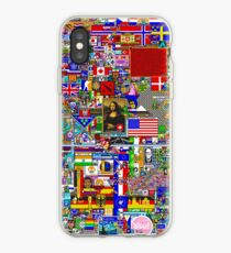 Reddit r/Place 12K Official r/TheFinalClean Cleaned Version – FINAL Revision (With Void) iPhone Case