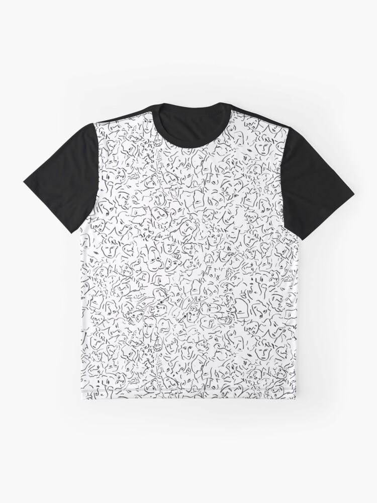Alternative Ansicht von Elio's Shirt - Ruf mich mit deinem Namen an Grafik T-Shirt