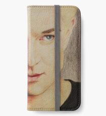 Marsters drawing iPhone Wallet/Case/Skin