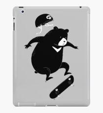 Extreme Bear iPad Case/Skin