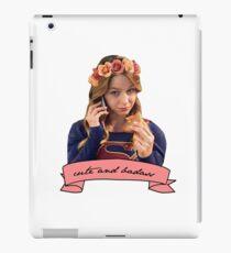 Kara Danvers - Cute and Badass iPad Case/Skin