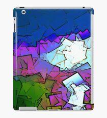 Colorized SunSet iPad Case/Skin