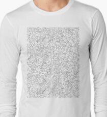 Elio's Face Shirt - Call Me By Your Name Long Sleeve T-Shirt