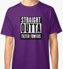 Fortnite - Straight Outta Tilted Towers Classic T-Shirt